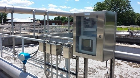 سیستم اتوماتیک هوادهی تصفیه خانه
