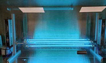 اشعه UV در تصفیه آب
