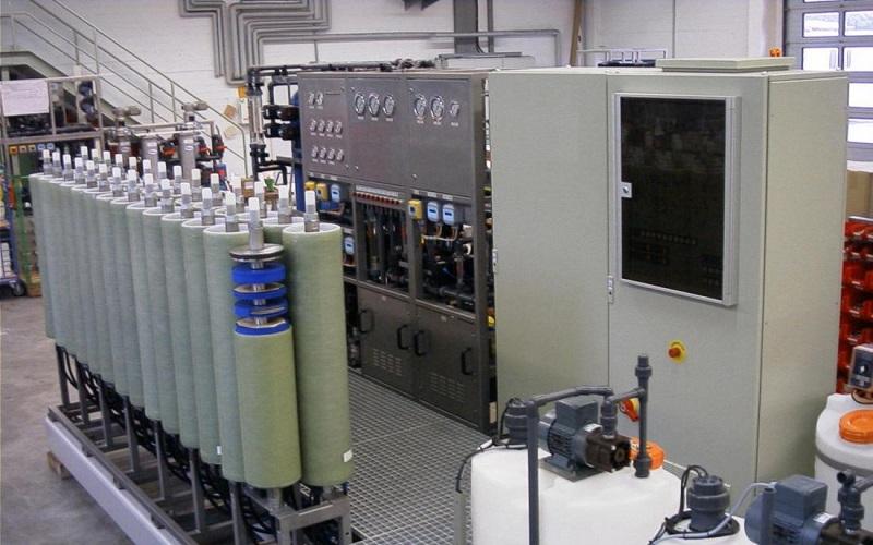 سیستم فیلتراسیون تصفیه آب و فاضلاب