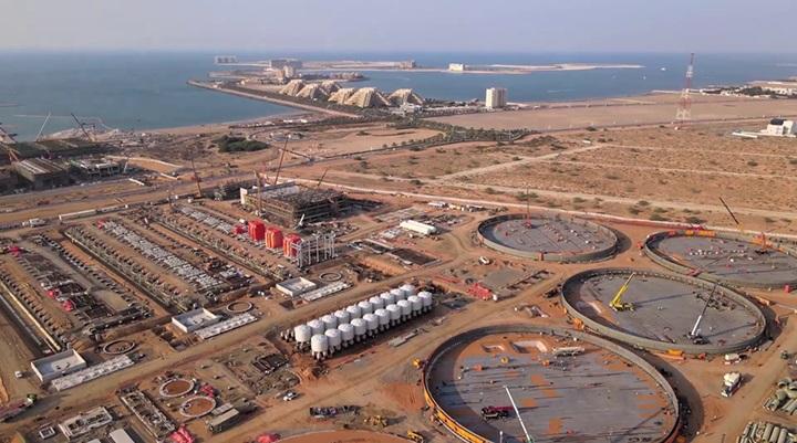 ام القوین (UAQ) ، امارات متحده عربی - 682،900 متر مکعب در روز
