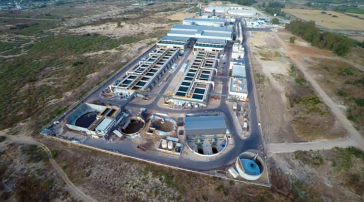 سورک 2 ، اسرائیل - 570،000 متر مکعب در روز