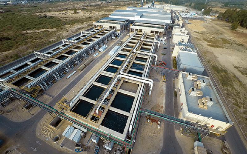 آب شیرین کن صنعتی به روش حرارتی